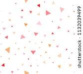 light red vector seamless... | Shutterstock .eps vector #1132039499