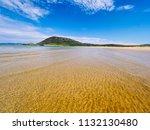 summer donegal beach ireland   Shutterstock . vector #1132130480