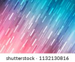 light blue  red vector layout... | Shutterstock .eps vector #1132130816