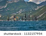 riva del garda lago di garda ...   Shutterstock . vector #1132157954