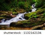 Roaring Fork Falls Near The...