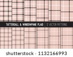 pink  black and white...   Shutterstock .eps vector #1132166993