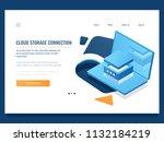 program product development ... | Shutterstock .eps vector #1132184219
