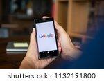 chiang mai  thailand   july 09  ... | Shutterstock . vector #1132191800