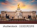 london  united kingdom   may 13 ... | Shutterstock . vector #1132192193