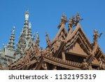 pattaya chonburi province ... | Shutterstock . vector #1132195319