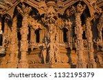 pattaya chonburi province ... | Shutterstock . vector #1132195379