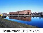 liverpool  uk   16 march  view... | Shutterstock . vector #1132217774