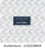 organic modern wave seamless... | Shutterstock .eps vector #1132238849