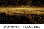 motion abstract light effect... | Shutterstock . vector #1132301369