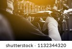 professional camera equipment  | Shutterstock . vector #1132344320