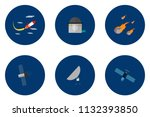 science and universe | Shutterstock .eps vector #1132393850