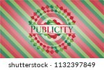 publicity christmas badge... | Shutterstock .eps vector #1132397849