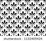 flower geometric pattern.... | Shutterstock .eps vector #1132405424