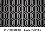 abstract geometric pattern with ... | Shutterstock .eps vector #1132405463