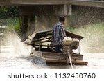 phetchaburi   thailand   july... | Shutterstock . vector #1132450760
