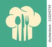 restaurant menu | Shutterstock .eps vector #113245759