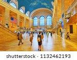 new york  usa  september 05 ...   Shutterstock . vector #1132462193
