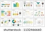 colorful accounting or... | Shutterstock .eps vector #1132466660