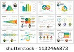 colorful ecology or management...   Shutterstock .eps vector #1132466873