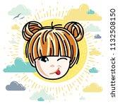 vector illustration of... | Shutterstock .eps vector #1132508150