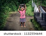 bali  indonesia   january 9 ... | Shutterstock . vector #1132554644