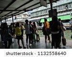 bangkok thailand 11th july 2018 ... | Shutterstock . vector #1132558640