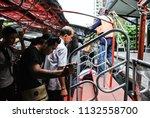 bangkok thailand 11th july 2018 ... | Shutterstock . vector #1132558700