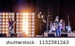 alice in chains performance at... | Shutterstock . vector #1132581263
