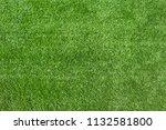 textures of soccer field...   Shutterstock . vector #1132581800