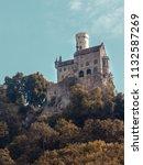 schloss lichtenstein in germany | Shutterstock . vector #1132587269