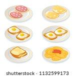 flat isometric illustration of... | Shutterstock .eps vector #1132599173