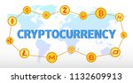 blockchain cryptocurrencies... | Shutterstock .eps vector #1132609913
