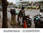 jakarta  indonesia   may 2 2018 ... | Shutterstock . vector #1132645334