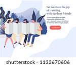let us share the joy of... | Shutterstock .eps vector #1132670606