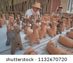 vitebsk. republic of belarus 12.... | Shutterstock . vector #1132670720