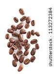 coffee beans | Shutterstock . vector #113272384