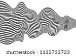 optical art abstract background ...   Shutterstock .eps vector #1132733723