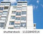 modern giant  apartment... | Shutterstock . vector #1132840514