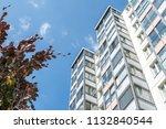 modern giant  apartment... | Shutterstock . vector #1132840544