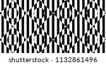 abstract black and white... | Shutterstock .eps vector #1132861496