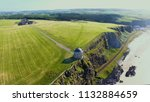mussenden temple and downhill...   Shutterstock . vector #1132884659