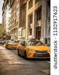 new york city   june 16  2018   ...   Shutterstock . vector #1132917623