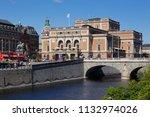 stockholm  sweden   july 12 ... | Shutterstock . vector #1132974026