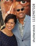 new york   jun 10  actor dwayne ... | Shutterstock . vector #1132987328