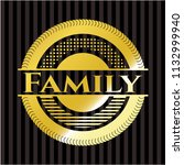Family Golden Emblem