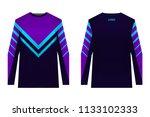design for sublimation print.... | Shutterstock .eps vector #1133102333