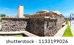 setenonu hammam in kayseri city ... | Shutterstock . vector #1133199026