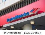 new york  usa   august 22  2017 ...   Shutterstock . vector #1133224514