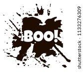 happy helloween grunge...   Shutterstock .eps vector #1133276309